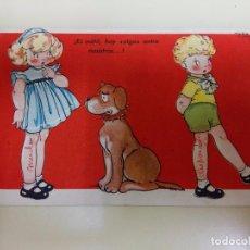 Postales: POSTAL MARIA CLARET COLECCIÓN MARI PEPA SERIE Y Nº 6. Lote 89342540