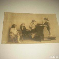 Postales: ANTIGUA POSTAL DE NIÑOS . ESCRITA 1920. Lote 93417830