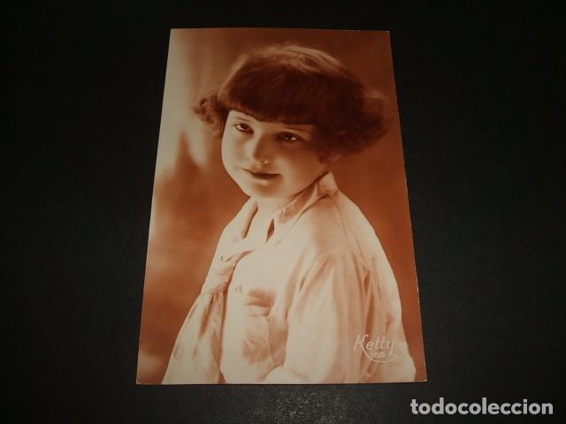NIÑA POSTAL HACIA 1920 (Postales - Postales Temáticas - Niños)