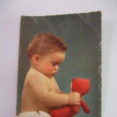 Postales: POSTAL NIÑO. PRINTED IN ITALY. TDKP12. Lote 98563335