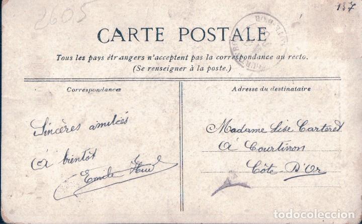 Postales: POSTAL NIÑA LEYENDO - COMME GRAND MAMAN - - Foto 2 - 99830955