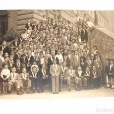 Postales: TARJETA POSTAL - FOTOGRAFIA FOTO VILLAPLANA - NIÑOS DE MANRESA . Lote 100387351