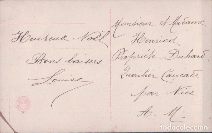 Postales: POSTAL NIÑA CIRCULADA 1913 - Foto 2 - 103614147