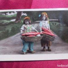 Postales: BONITA POSTAL. PESCATERAS. STEBBING. MARQUE ETOILE. PARIS.. Lote 104538779