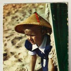 Postales: POSTAL ESCRITA FECHADA EN 1965. Lote 110426195