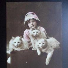 Postales: POSTAL FOTOGRAFICA.CIRCULADA 18-5-1914. Lote 110446611