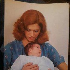 Postales: POSTAL AÑOS 70 ESCENAS FAMILIARES MAMA Y BEBE 7790-C DE EDITORIAL C&Z. Lote 111806483