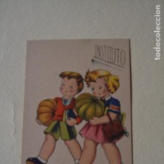 Postales: POSTAL IKON REFRANERO POPULAR. Lote 116214363