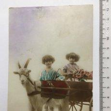 Postales: POSTAL ROMÁNTICA. RP. H. 1920?. Lote 118596230