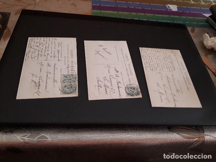 Postales: LOTE DE 3 POSTALES ESCRITAS - NIÑOS - ANTIQUISIMAS- ( LOTE 14 ) - Foto 2 - 119369155
