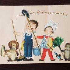 Postales: POSTAL JUAN FERRANDIZ. Lote 119632972