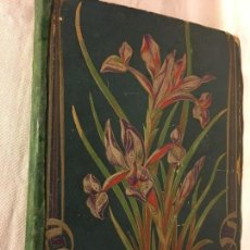 Postales: EXCELENTE ALBUM MODERNISTA COMPLETO DE POSTALES , TODO ORIGINAL DEL S.XIX, 1895/1905. Lote 121176723