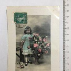 Postales: POSTAL ROMÁNTICA. 313. H. 1920?. Lote 121222908