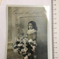 Postales: POSTAL ROMÁNTICA. 4324. H. 1920?. Lote 121221568