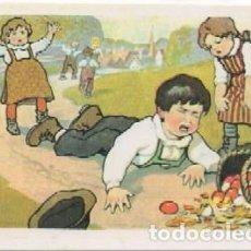 Postales: POSTAL DE NIÑOS. REPRODUCCION. P-NIÑOS-731,2. Lote 128415995