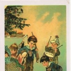 Postales: POSTAL DE NIÑOS. REPRODUCCION. P-NIÑOS-746. Lote 128418851