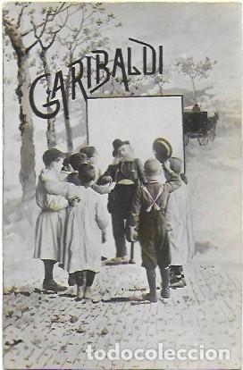 P- 8464. POSTAL FOTOGRAFICA GARIBALDI. PRINCIPIOS S.XX. (Postales - Postales Temáticas - Niños)