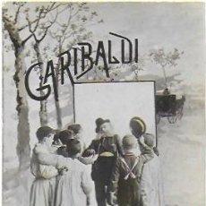 Postales: P- 8464. POSTAL FOTOGRAFICA GARIBALDI. PRINCIPIOS S.XX.. Lote 128613723