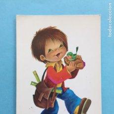 Postales: POSTAL INFANTIL LEY017. Lote 131202156