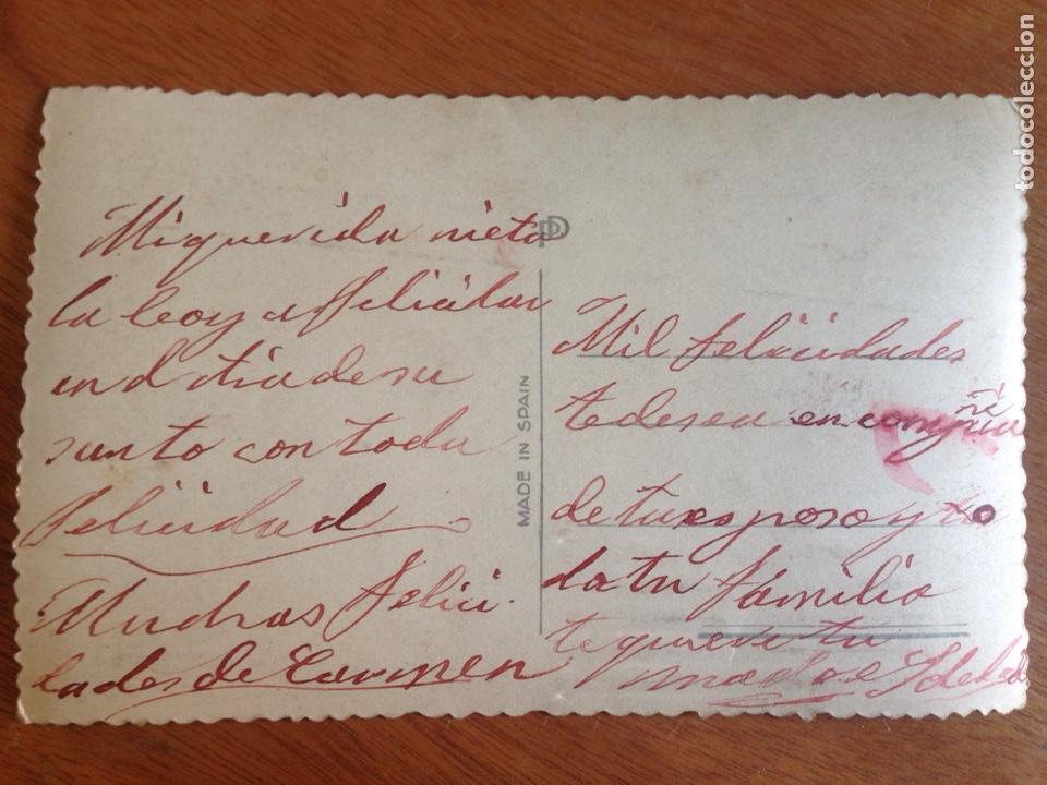 Postales: ANTIGUA POSTAL DE HERMOSA FAMILIA - Foto 2 - 138623306
