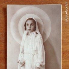 Postales: POSTAL ANTIGUA DE HERMOSA NIÑA. Lote 138826806