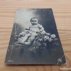 Postales: FOTO POSTAL BEBÉ, 1912. Lote 139475418