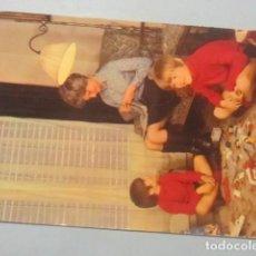 Postales: NIÑOS CON JUGUETES -3- POSTALES, ESCRITAS AÑOS 1969-1972. Lote 140974306