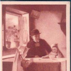 Postales: POSTAL LES PETITS ENFANTS - INTERIEUR BIGOUDEN - E P NORDELIUS 7512 - NIÑOS PEQUEÑOS . Lote 141774666