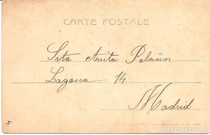 Postales: POSTAL DE NIÑAS MUY ANTIGUA MANUSCRITA - 3147 ALTEROCCA - TERNI - Foto 2 - 144351070