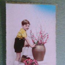 Postales: POSTAL BONNE ANNE. Lote 147560966