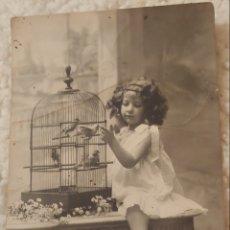 Postales: POSTAL FOTOGRAFO IRISA 1911. Lote 152605176