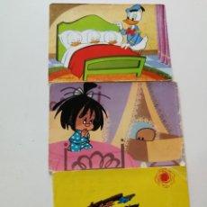 Postales: POSTALES INFANTILES DE FELICITACIÓN CIRCULADAS. Lote 154000326