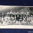 Postales: FOTO H. ALLICA DEVA FOTO POSTAL GRAN FAMILIA NUMEROSA NIÑAS NIÑOS PPIO S XX . Lote 154440078