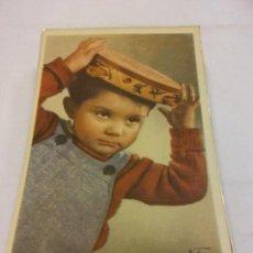 Cartes Postales: BJS.LINDA POSTAL .SIN USAR.COMPLETA TU COLECCION.. Lote 161075598