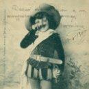 Postales: COLECCIÓN FLAMENCO NIÑO MOSQUETERO. ESCRITA EN 1905.. Lote 161143942