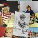 Postales: 90 POSTALES FOTO * NIÑOS Y FAMILIAS *. Lote 164581874