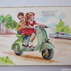 Postales: POSTAL INFANTIL. AÑOS 50S.. Lote 166598150