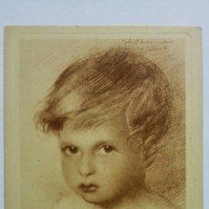 Postales: POSTAL DIBUJO CARA DE BEBE - WALTER SCHACHINGER, Nº 193. Lote 170952195