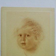 Postales: POSTAL DIBUJO CARA DE BEBE - WALTER SCHACHINGER, Nº 204. Lote 170952235