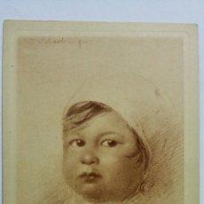 Postales: POSTAL DIBUJO CARA DE BEBE - WALTER SCHACHINGER, Nº 192. Lote 170952300