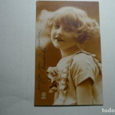 Postales: POSTAL NIÑA- PC PARIS ESCRITA. Lote 171213292