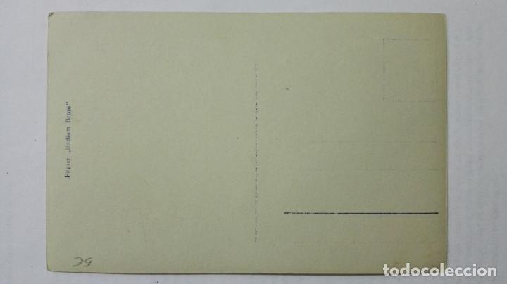 Postales: POSTAL, DOS NIÑAS CON FLORES AÑOS 40 - Foto 2 - 171603370