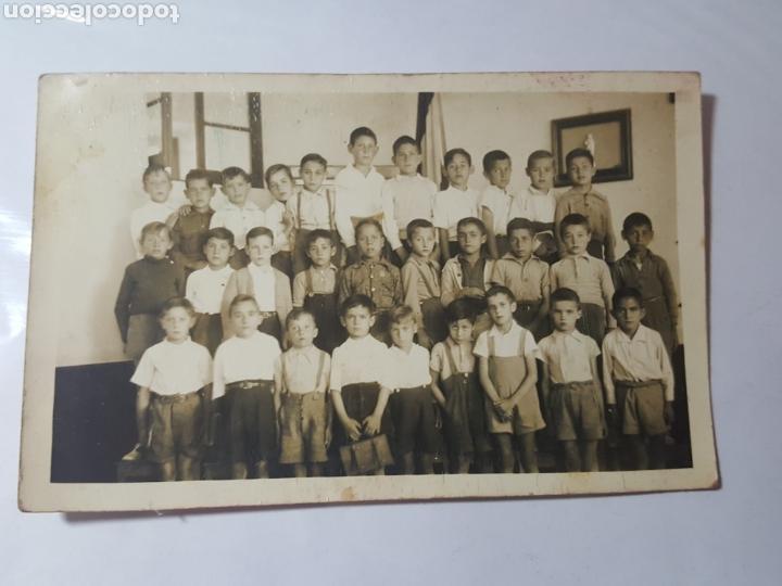 ANTIGUA POSTAL. ESCUELA DE NIÑOS. HACIA 1920 (Postales - Postales Temáticas - Niños)