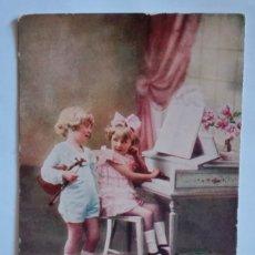 Postales: ANTIGUA FOTO POSTAL, ESCRITA Y CIRCULADA CON SELLO 1929. Lote 174309269