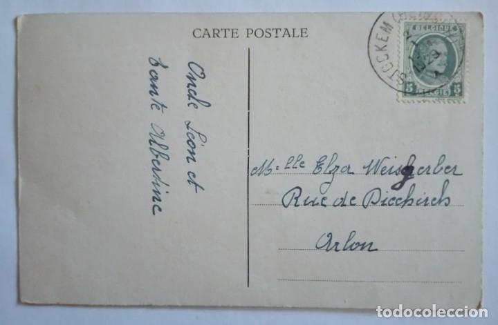 Postales: ANTIGUA FOTO POSTAL, ESCRITA Y CIRCULADA CON SELLO 1929 - Foto 2 - 174309269