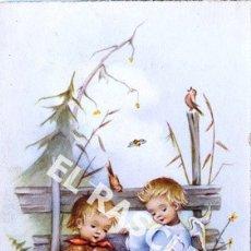 Postales: ANTIGUA POSTAL COLOR FECHADA 1961. Lote 174592003