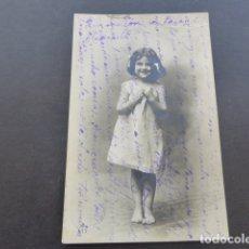Postales: NIÑA SONRIENTE POSTAL. Lote 175136154
