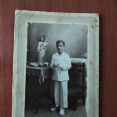 Postales: POSTAL FOTOGRÁFICA DIFÍCIL . MÁS POSTALES EN MÍ PERFIL.. Lote 176933159