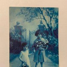Postales: POSTAL INFANTIL EDITORIAL PC PARIS 3278. ESCRITA.. Lote 177045623