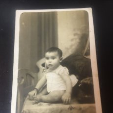 Postales: TARJETA POSTAL BEBE -JIMENEZ SEVILLA - 8X13.5CM. Lote 178101038